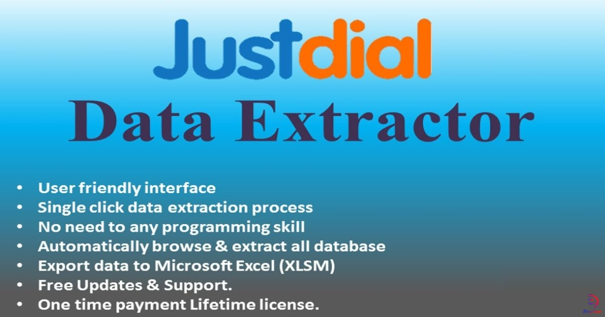 Just Dial Data Extractor Cover