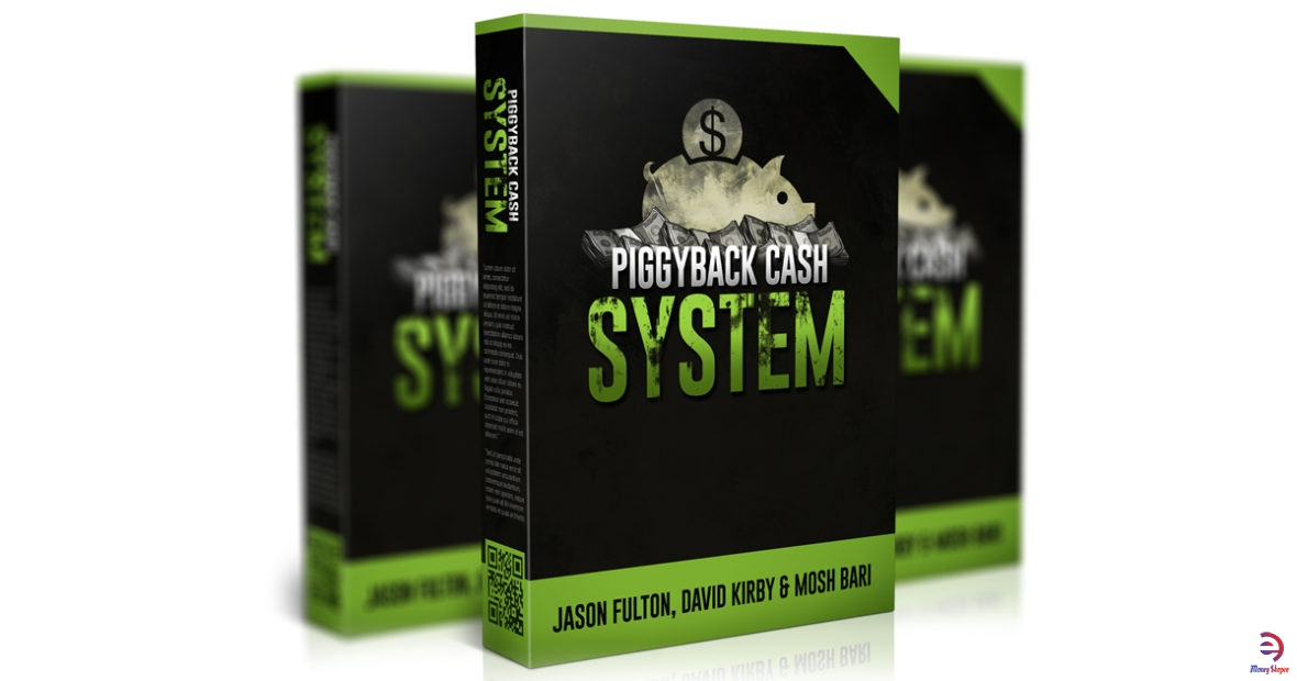 Piggy Back Cash System with Plugin
